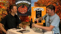 Pumpkin Beers 2014 Part 3 Howe Sound Brewing Pumpkineater and Shipyard B...