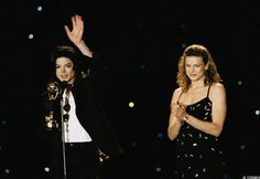 MJ and Princess Stéphanie of Monaco during the World Music Awards at the Salle Des Etoiles, Sporting Monte-Carlo May 8 1996 Monte-Carlo | Curiosities and Facts about Michael Jackson ღ by ⊰@carlamartinsmj⊱