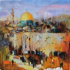 Jewish Art, Religious Art, Arte Judaica, Palestine Art, Symbolic Art, Biblical Art, Islamic Art Calligraphy, Portrait Art, Art Projects