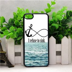 ANCHOR IFINITY I REFUSE TO SINK IPOD TOUCH 6