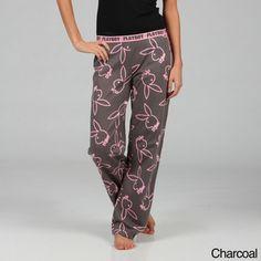 Playboy Women's Bunny Printed Pajamas