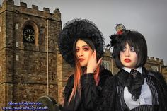 whitby gothic weekend - Google Search