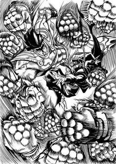Jotaro Kujo - Jojo's Bizarre Adventure : Stardust Crusaders