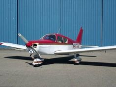 Piper Cherokee 140  I learned to fly in this model. Lot of fun. #LearningToFly