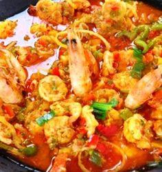 Caldeirada maranhense - ricette brasilana