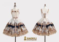Angel of Music JSK /// $250 /// L: bust 99-107cm waist 81-89cm XL: bust 109-117cm waist 91-99cm 1X: bust 120-127cm waist 102-112cm