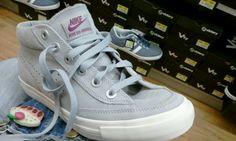 Nike Go Chukka sneakers - harmaat tennarit k-kenkä