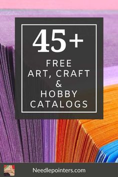 Click to discover a huge selection of free arts, craft, and hobby catalogs for many types of arts & crafts. The free catalogs include quilting & sewing catalogs, jewelry making catalogs, needlework catalogs, art supplies catalogs, kid crafting supplies and kits, and many other craft and hobby catalogs. Bulk Craft Supplies, Arts And Crafts Supplies, Art Supplies, Craft Shop, Craft Stores, Keepsake Quilting, Fun Express, Shabby Fabrics, Machine Embroidery Projects