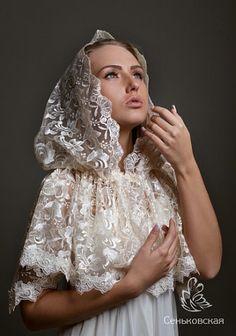Красивый платок для храма. Обсуждение на LiveInternet - Российский Сервис Онлайн-Дневников