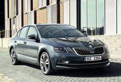 Skoda Octavia стала лучшим автомобилем в Германии