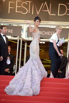 The Most Glamorous Cannes Film Festival Moments: The 67th annual Cannes Film Festival kicks off tomorrow, and we can't wait to see all the sexy celebrities hit the red carpet.