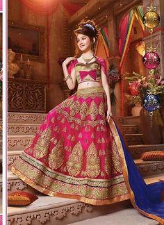 Lehenga Bollywood Pakistani Bridal Wedding Choli wear Indian Ethnic Traditional…