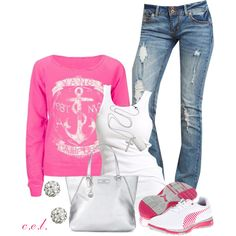Untitled #390, created by sweetlikecandycane on Polyvore