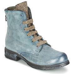 Boots / Hoge schoenen Papucei COALA Blauw 350x350
