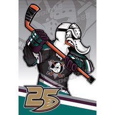 I think the did a nice job on their new Kinda surprised there isn't more eggplant, but still a good look. Hockey Logos, Hockey Teams, Ice Hockey, Sports Logos, Hockey Stuff, Nhl, Duck Wallpaper, Ducks Hockey, Funny Memes Images