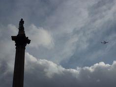 Trafalgar Square, London, UK - 5 Feb 2010