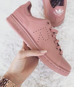 Imagen de adidas, shoes, and pink