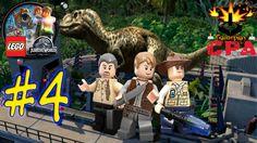 LEGO JURASSIC WORLD #4 - CERCA DOS VELOCIRAPTORS - PT-BR