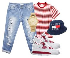 """""""Untitled #52"""" by trillqueen34 on Polyvore featuring GUESS, Wet Seal and Michael Kors"""
