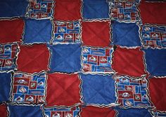 Hey, I found this really awesome Etsy listing at https://www.etsy.com/listing/184331510/colorado-avalanche-rag-quilt