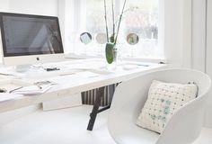 HUHU cushion by cool enough studio.  www.coolenoughstudio.com Meeting Place, Office Desk, Fields, Innovation, Cushions, Studio, Cool Stuff, Furniture, Design