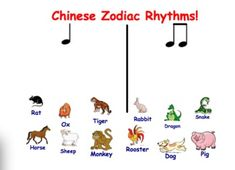 Chinese New Year! Elementary Music Smart Board Lesson