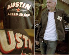 Austin Speed Shop, Dickies Work Wear, & Fort Lonesome have teamed up on a killer limited run jacket with some real history! This vintage pattern is part of the Dickies 1922 line made from archival patterns only for this one run! It's made in the Uvalde, Texas factory that has been making Dickies clothing since the 1950s. It's got several neat details including incorporating military style thrity-ligne industro buttons that have been used on army fatigues for decades. Once Dickies assembles…