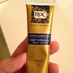 "RoC Retinol Correxion Deep Wrinkle Night Cream, <a href=""https://go.redirectingat.com?id=74679X1524629&sref=https%3A%2F%2Fwww.buzzfeed.com%2Faugustafalletta%2Fbest-drugstore-anti-aging-skin-care-products&url=http%3A%2F%2Fwww.walmart.com%2Fip%2FRoC-Retinol-Correxion-Deep-Wrinkle-Night-Cream-1-fl-oz%2F13269684&xcust=4264079%7CAMP&xs=1"" target=""_blank"">$17.97</a>"