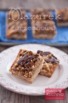 Polish Cake Recipe, Easter Recipes, Easter Food, Popular Recipes, Banana Bread, Cake Recipes, Good Food, Pie, Menu