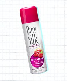 No. 6: Pure Silk Moisturizing Shave Cream, $2.99 I received this product from @Influenster for testing purposes. #PureSilk @Pure Silk Shave Cream #VowVoxBox