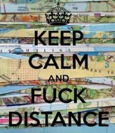 Fuuuuuck distance
