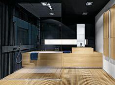 Salle de bains complète BAIGNOIRE LAVABO BACS À DOUCHE_FRONTAL 2 by MAKRO   design Makro Design