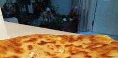 Νόστιμα τηγανόψωμα – πισίες Pizza, Cheese, Food, Essen, Meals, Yemek, Eten
