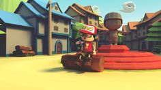 Funny Box - animation by Quy Do, via Behance