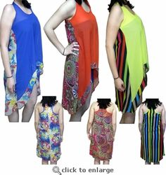 New apple bottoms ladies dress comes in 6 pcs prepacked * Wholesale prices for $ 15.50 each