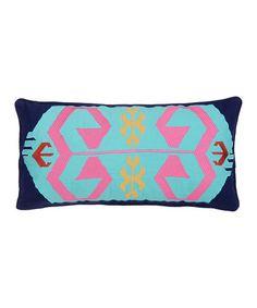Malawi Throw Pillow by Levtex Home #zulily #zulilyfinds