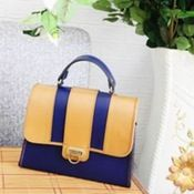 Image of Handmade Artisan Genuine Leather Women's Handbag Messenger Bag Purse (m31)