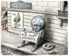 Climate Change Conference, Adam Zyglis,The Buffalo News,paris, france, climate change, global warming, poor countries, conference, 2015, economies, world, science, je suis, un, united nations, cooperation, agreement, europe, emissions, green, energy, environment