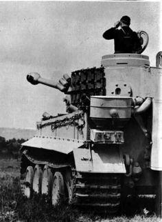 Panzerkampfwagen VI Ausf. E Tiger tank