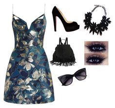 """Sin título #178"" by lunapink on Polyvore"
