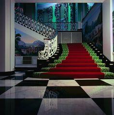 The Greenbrier, WV~ I love the interior design!  <3