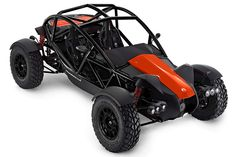 The Ariel Atom was built for road and track and needless to say, a huge success. Now Ariel is back with the Nomad that offers you the same thought in design, the same attention to detail and the same Ariel grin on your face. The Nomad is for road and off it. Whether it's a gravel track or WRC rally …