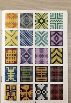 C2c Crochet, Diamond Art, Loom Beading, Cos, Pixel Art, Reindeer, How To Make, Chains, Punto Croce