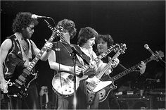 When it was cool to be a dork . . . Blue Oyster Cult