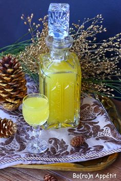 Blog Bo(ro)n Appétit: Cytrynówka świąteczna