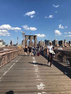 Brooklyn Bridge, Travel, New York City, Viajes, Destinations, Traveling, Trips