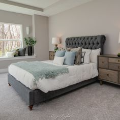 Master Bedrooms, Home Staging, Furniture, Home Decor, Decoration Home, Room Decor, Master Bedroom, Home Furnishings, Arredamento