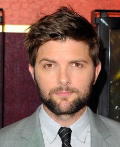 Adam Scott | An Official Ranking Of The 51 Hottest Bearded Men In Hollywood