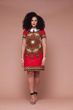45 Fashionable African Dresses Discover the hottest ankara African dresses you need this season. Everything from peplum, bubble sleeves, and flare to mixed African print. This season's hottest styles & where to get them are in one convenient post. Get t