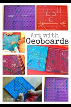1000 Images About Geo Boards On Pinterest Marble Maze